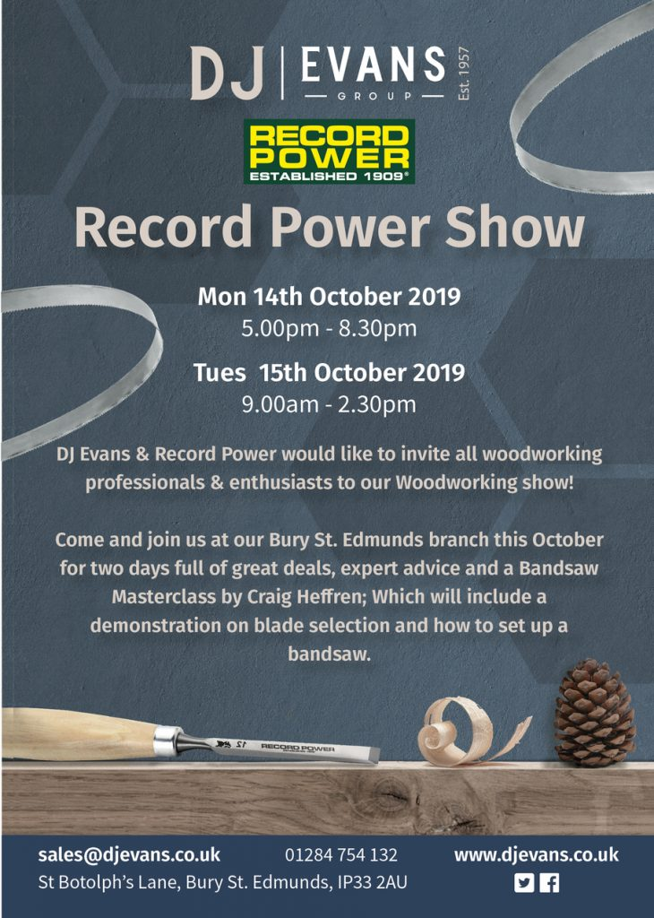Record Power Show October 2019