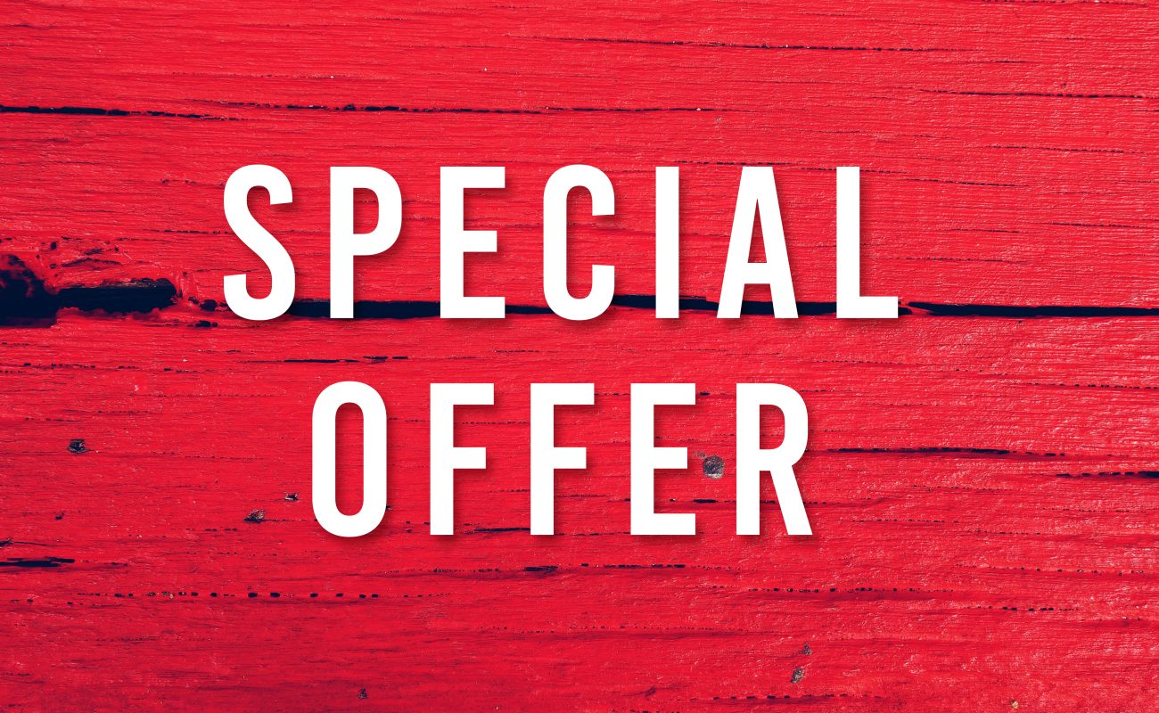 Special Offers at DJ Evans Group