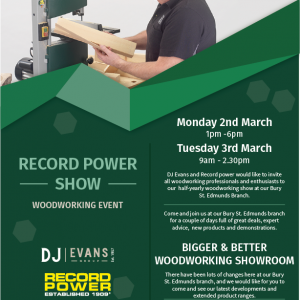 Record Power Show – March 2019