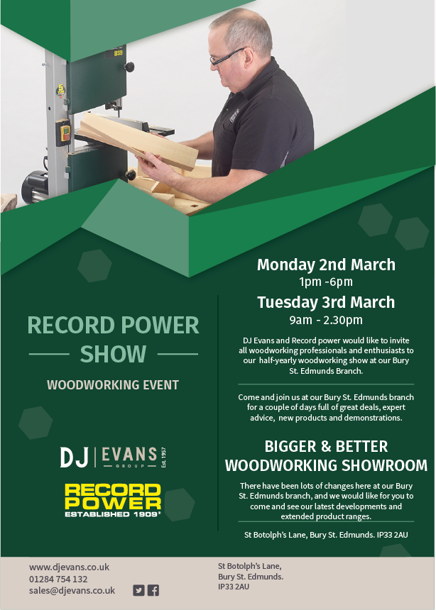 Spring Record Power Show